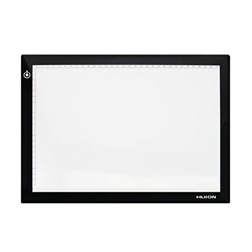 huion usb tavolo scatola luminosa a led disegno pittura tracing board l4s. Black Bedroom Furniture Sets. Home Design Ideas