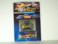1992 Hotwheels ProCircuit #33 Scott Sharp - 1