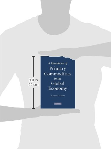 A Handbook of Primary Commodities in the Global Economy Paperback