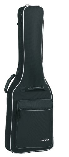 GEWA geba ギターソフト case (electric guitar black 212.400)
