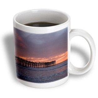 Danita Delimont - San Diego - Ca, San Diego, Crystal Pier In San Diego - Us05 Bbr0010 - Brent Bergherm - 11Oz Mug (Mug_88147_1)