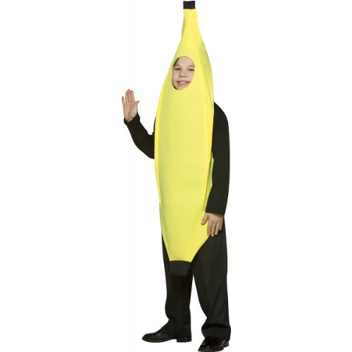 Banana Kids Costume