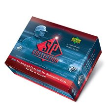 2005 Upper Deck SP Collection Baseball HOBBY Box – 20P