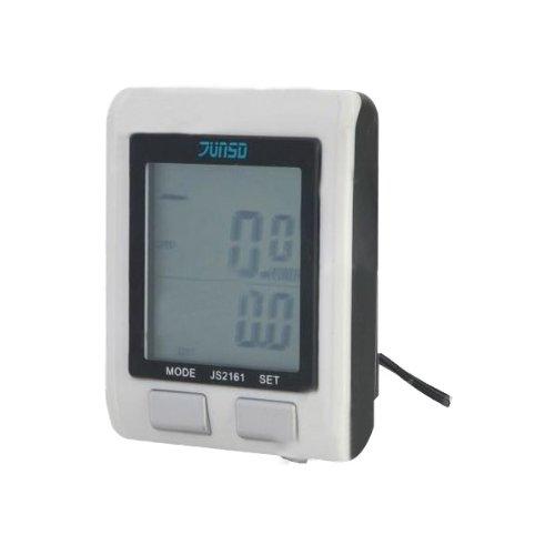 12-Funktion-LCD-Fahrrad-Fahrrad-Zyklus-Computer-Geschwindigkeitsmesser