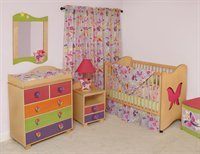 Hot Sale Room Magic Nursery Set, Magic Garden Natural