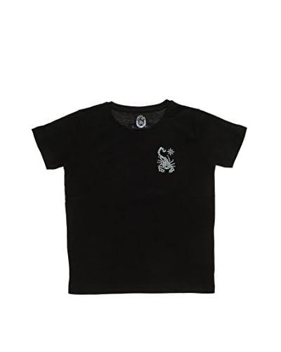 Scorpion Bay T-Shirt Manica Corta Jsb [Nero]