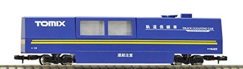 TOMIX Nゲージ 6425 マルチレールクリーニングカー (青)