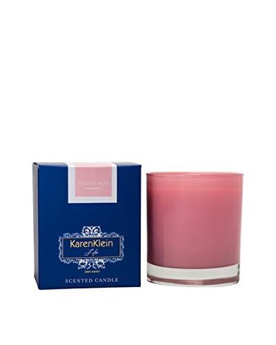 Karen Klein Life Florentine 10.25-Oz. Solid Candle, Tuscan Rose