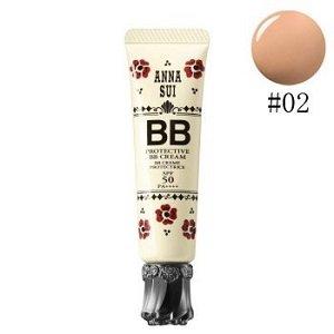 アナ スイ プロテクティブ BB クリーム 02 ミディアム ベージュ 25g
