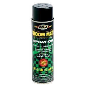 DEI Boom Mat Spray On Adhesive SIX PACK (050220) (Sound Insulation Spray compare prices)