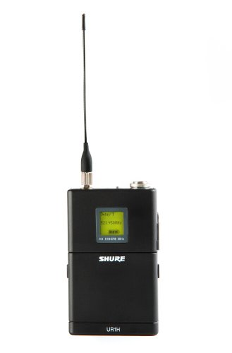 Shure Ur1 Wireless Bodypack Transmitters, J5