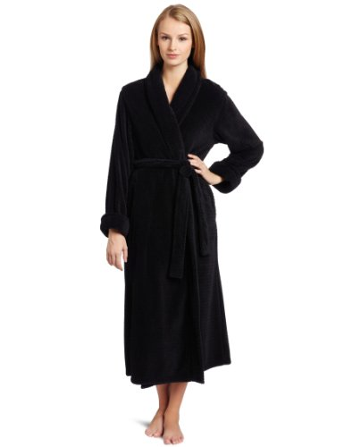 Casual Moments Women's 48 Inch Shawl Collar Wrap