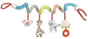 Vulli Activity bar spiral Sophie la girafe