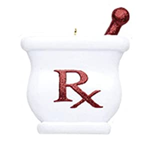 Pharmacist Personalized Ornament