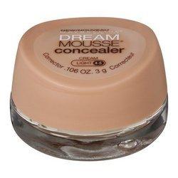 Maybelline Color Dream Mousse Concealer. Cream Light 4-5