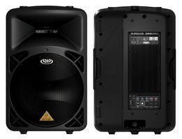 """Cutting-Edge BEHRINGER - B815NEO - LOUDSPEAKER, ACTIVE, 1260W, 15"""" - Pack of 1- Min 3yr ClevaUK Warranty"""