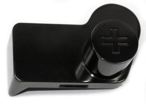 Billet Custom (GMBC-110-PL-BLK) Black Battery Terminal Cover for Chevrolet Camaro
