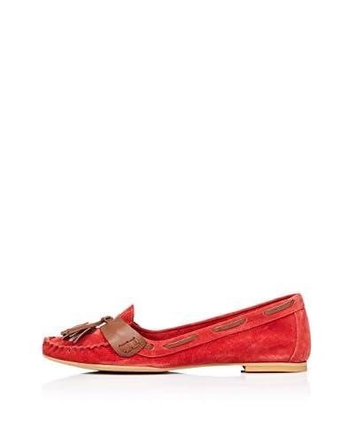 Bueno Shoes Mocasines Borlas