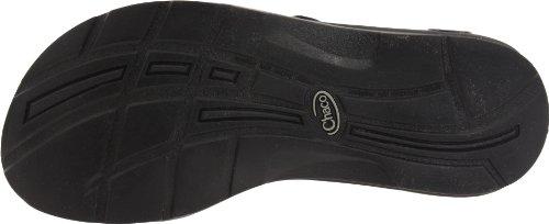 Chaco Women's Flip EcoTread Sandal,Black,9 M US