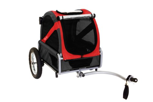 Best Dog Bike Trailers for Small Dogs 2015  cover image
