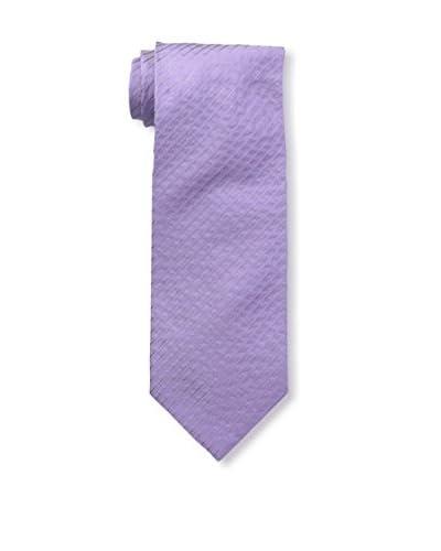 Daniel Dolce Men's Solid Tie, Purple