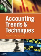 Accounting Trends and Techniques