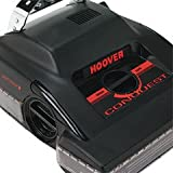Hoover Upright Industrial Bagless Vacuum, 25 lbs, Black