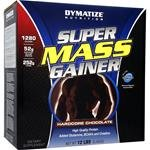 Dymatize Nutrition Super Mega Gainer, Hardcore Chocolate, 12