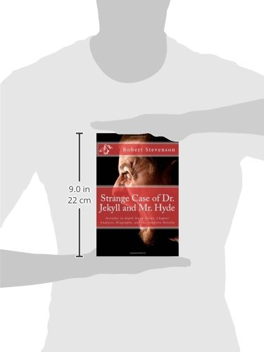 Strange Case of Dr. Jekyll and Mr. Hyde: Includes in-depth Study Guide, Chapter Analysis, Biography, and the complete Novella