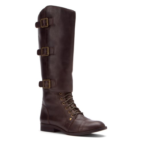 Report Women's Alfonso Boot,Brown,6.5 M US