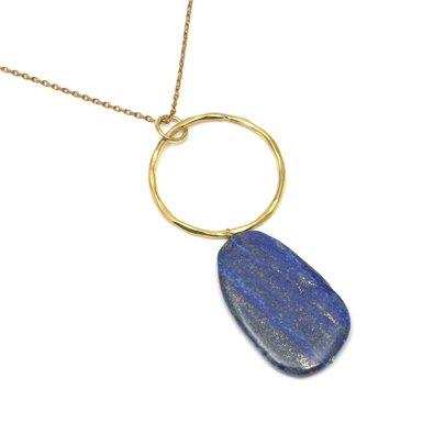 Lapis Necklace||RF10F