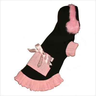 Hip Doggie Pink Earmuff Dress roomble подушка mickey doggie