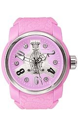 Christian Audigier Intensity Collection Vortex Lavender Dial Women's watch #INT321