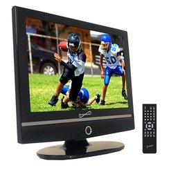 "Supersonic Sc-1599 15.6"" Widescreen Digital Lcd Hdtv With Ac Only"