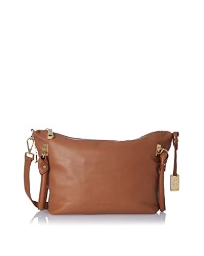 Kenneth Cole New York Women's Handle Me Tote, Cognac