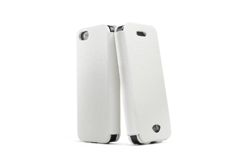 Great Sale iSkin Vera Folio for iPhone 5 - Retail Packaging - White