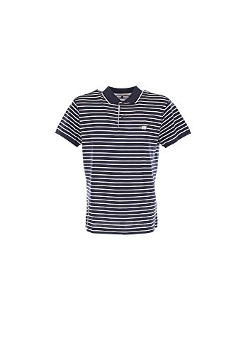 HENRY COTTON'S 83305 50 83161 BLU POLO Uomo BLU L
