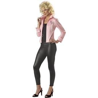 Pink Ladies Jacket - X-Small - Dress Size