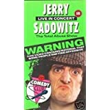 Jerry Sadowitz - Live In Concert - The Total Abuse Show [1988] [VHS]by Sadowitz Jerry
