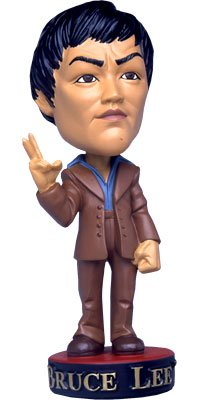 Picture of Sideshow Bruce Lee Bobble Head Figure (B00120YBMK) (Sideshow Action Figures)