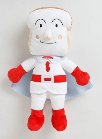 ショクパンマン抱き人形