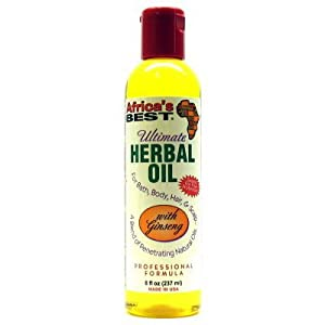 Africas Best Ultimate Herbal Oil 8oz