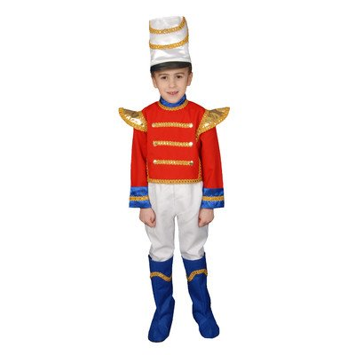 Deluxe Toy Soldier Costume Set