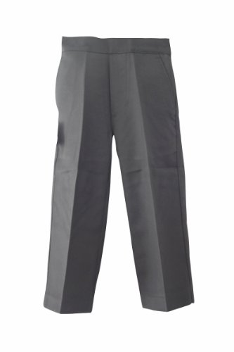 direct-uniforms-classic-quality-boys-school-nursery-pull-up-trousers-black-grey-ages-18mth-7yrs-size