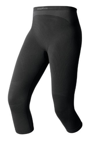 Odlo Evolution Warm Women's Pants 3/4 Black black Size:S