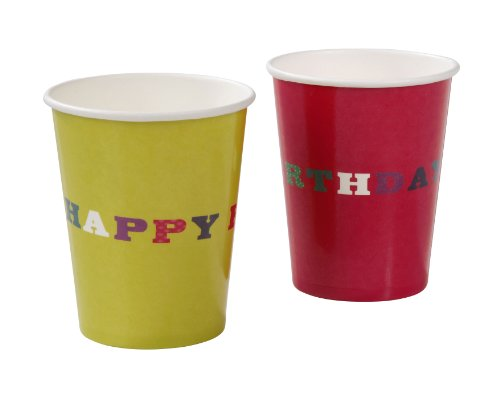 Talking Tables Birthday Bash Cups