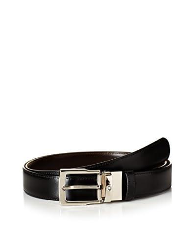 Montblanc Cinturón 109738 Negro