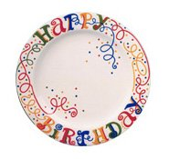 Buy Waechtersbach  Happy Birthday Plate