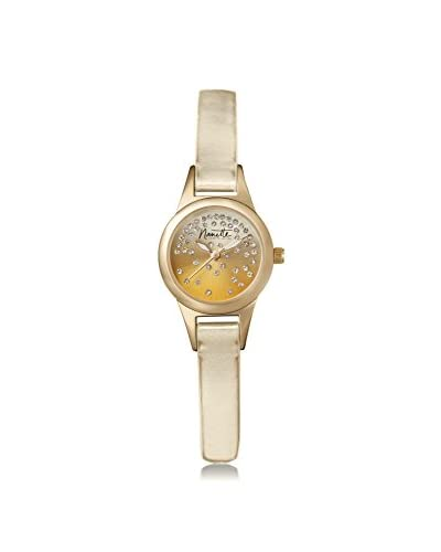 Nanette Lepore Women's 80710 Gold-Tone Alloy Watch