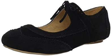 Livie & Luca Coco Mary Jane (Women),Black Suede,7.5 M US Women